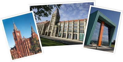 three universities