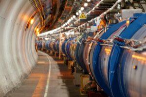 Large Hadron Collider (LHC) at CERN. Image copyright CERN/Maximilien Brice
